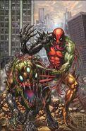 Deadpool vs. Carnage Vol 1 4 Textless (better image)