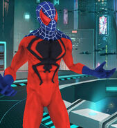 Flipside (Earth-TRN389) from Spider-Man Unlimited (video game) 002