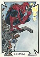 Peter Parker (Earth-616) from Todd Macfarlane (Trading Cards) 0007