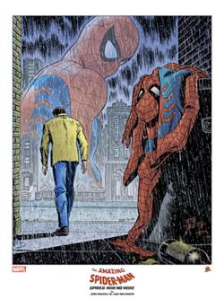 File:Spider-Man No More John Romita Sr. Lithograph.jpg