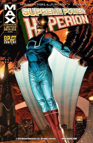 Supreme Power Hyperion Vol 1 4