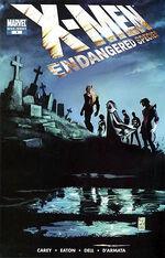 X-Men Endangered Species Vol 1 1