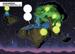 Asgardia from Young Avengers Vol 2 2 001