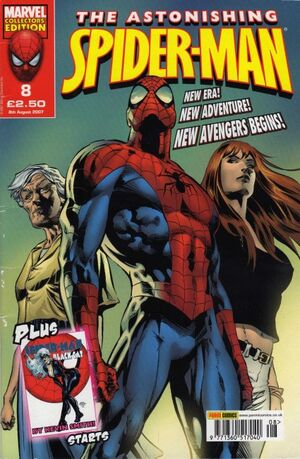 Astonishing Spider-Man Vol 2 8