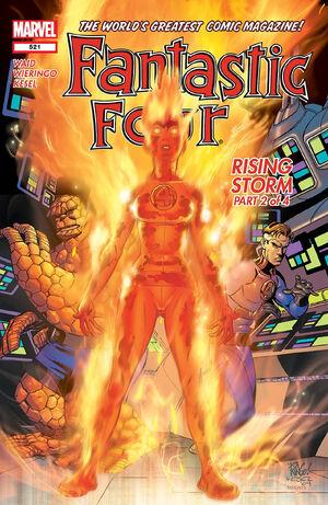 Fantastic Four Vol 1 521