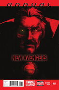New Avengers Annual Vol 3 1