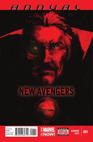 New Avengers Annual Vol 3 1
