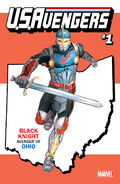 U.S.Avengers Vol 1 1 Ohio Variant