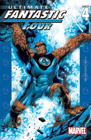 Ultimate Fantastic Four Vol 1 4