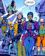 Young Blades (Earth-928) from Punisher Vol 1 14 0001