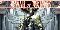 Secret Invasion: War of Kings Vol 1