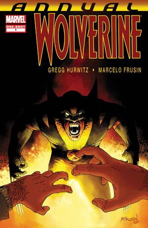 Wolverine Annual Vol 2 1