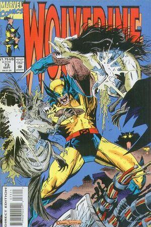 Wolverine Vol 2 73