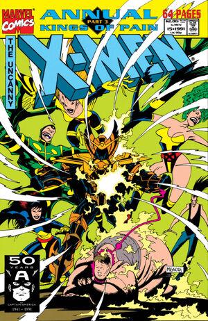 X-Men Annual Vol 1 15