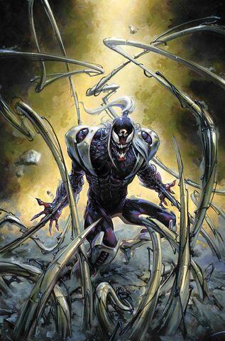 File:X-Men Gold Vol 2 11 Venomized Omega Red Variant Textless.jpg