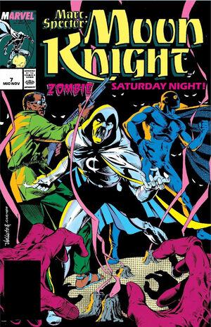 Marc Spector Moon Knight Vol 1 7