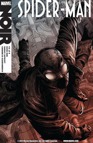 Spider-Man Noir Vol 1 2