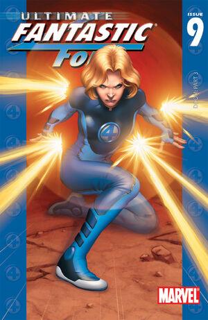 Ultimate Fantastic Four Vol 1 9