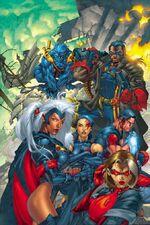 X-Treme X-Men Vol 1 1 Textless
