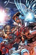 New Avengers Vol 3 33 Original Textless
