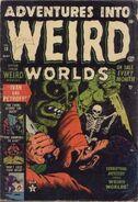 Adventures into Weird Worlds Vol 1 18