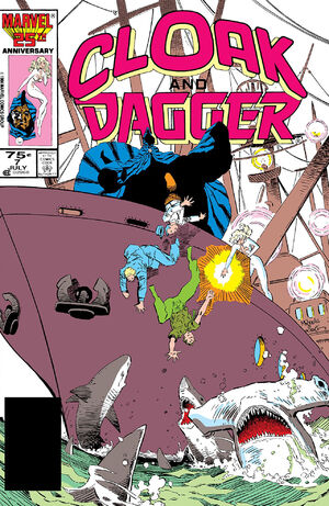 Cloak and Dagger Vol 2 7