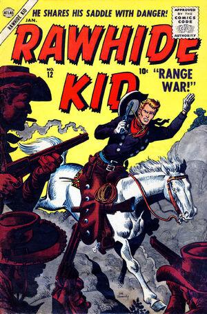 Rawhide Kid Vol 1 12