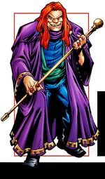 Torgo Nia (Earth-616) from Vampires The Marvel Undead Vol 1 1 001