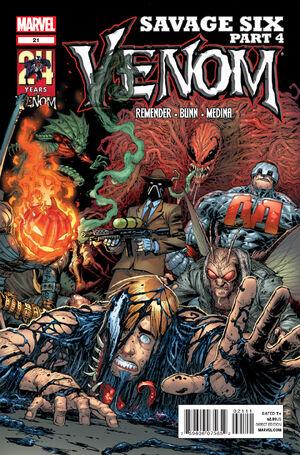 Venom Vol 2 21