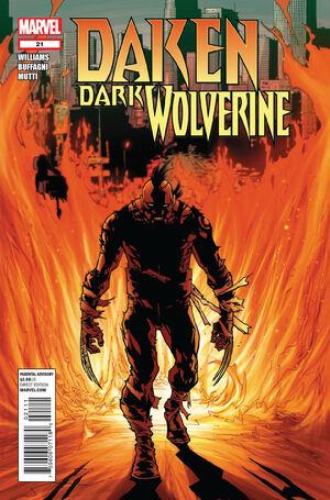 Daken Dark Wolverine Vol 1 21