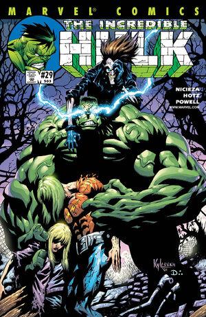 Incredible Hulk Vol 2 29