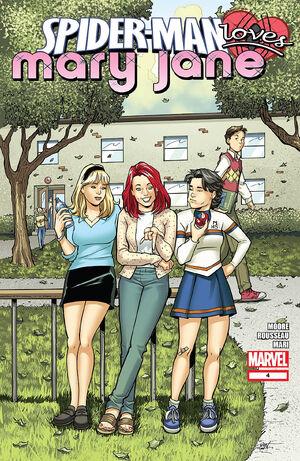 Spider-Man Loves Mary Jane Vol 2 4