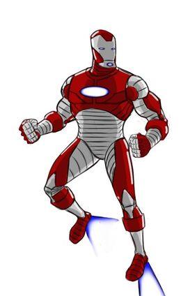 Iron Knight 1175