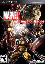 Marvel Fighting For Peace