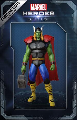 Costume Thor Skrull
