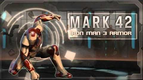 Marvel Heroes - Iron Man 3 'Specialty Suits' Trailer