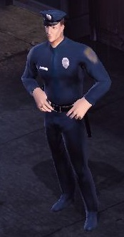 Character - Officer Giguere