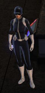 Character - S.H.I.E.L.D. Agent Kestrel