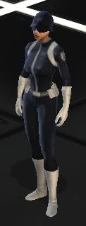 Character - S.H.I.E.L.D. Agent Robinson