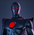 Iron Man Stealth Armor Costume Icon