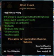 Bone Claws2