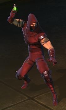 Character - Hand Master Assassin