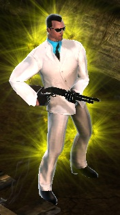 Character - Maggia Gangster (Yellow Elite)