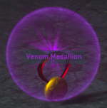 Equipment-Medal- Medallion - Venom