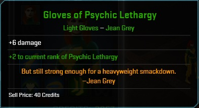 Equipment-Gloves-Gloves of Psychic Lethargy ( Jean Grey 6,2)