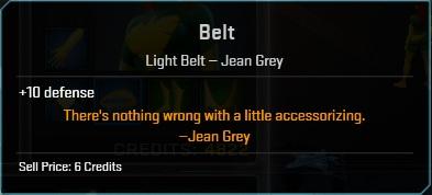Equipment-Belts-Belt (Jean Grey 10)