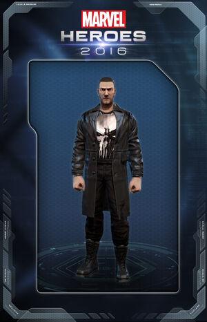 Costume Punisher Marvels DD