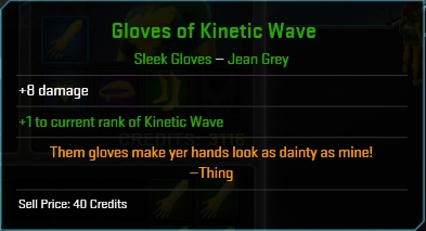 Equipment-Gloves-Gloves of Kinetic Wave ( Jean Grey 8)