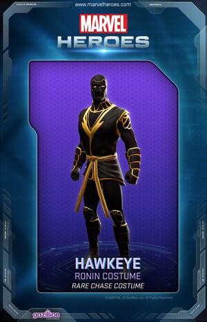 NormalCostumePreview Rare Hawkeye