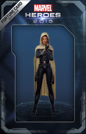 Costume BlackWidow AoU Comics